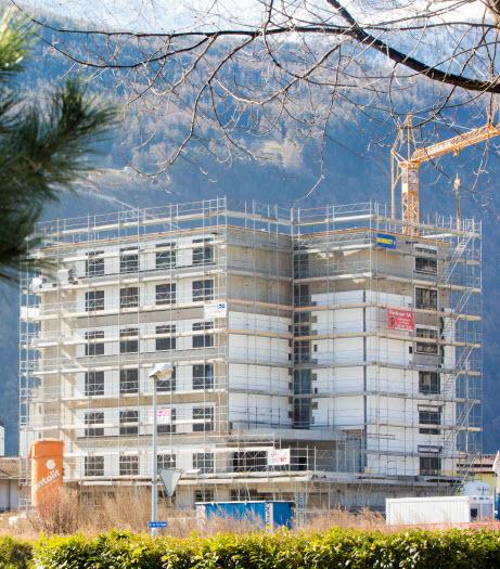 La construction martigny boutique h tel valais suisse for Martigny hotel boutique